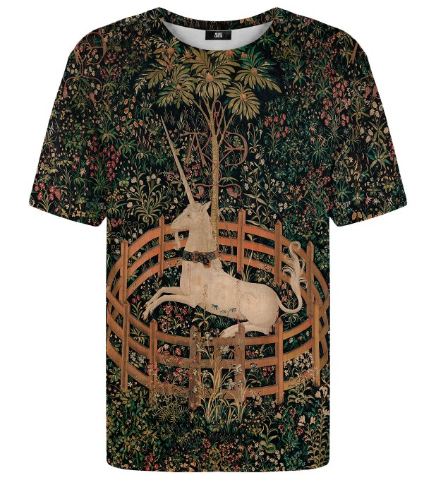 The Unicorn in Captivity t-shirt Miniature 1
