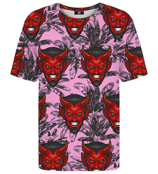 Demon t-shirt Miniatura 1