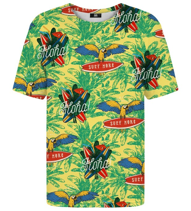 Aloha from Parrot t-shirt Thumbnail 1