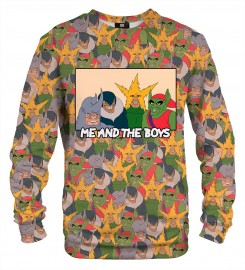 Mr. Gugu & Miss Go, Me and the boys sweatshirt Miniaturbild $i