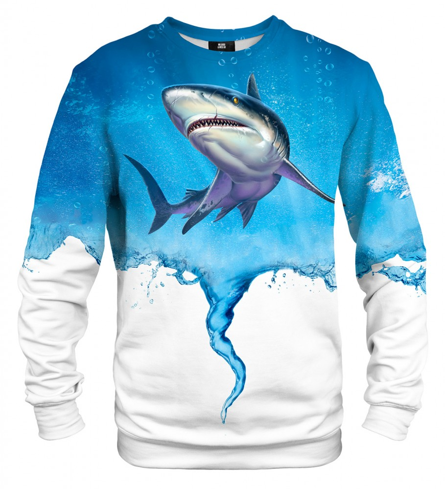 Mr. Gugu & Miss Go, Sharknado sweater Image $i