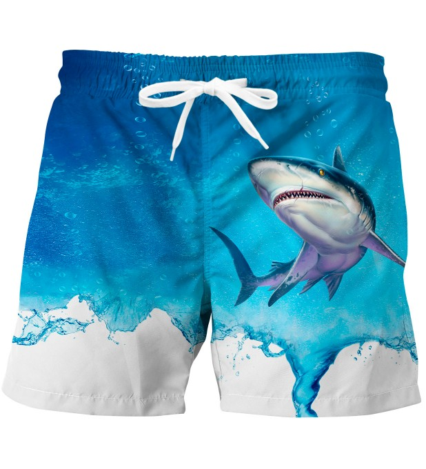 Sharknado swim trunks Miniature 1