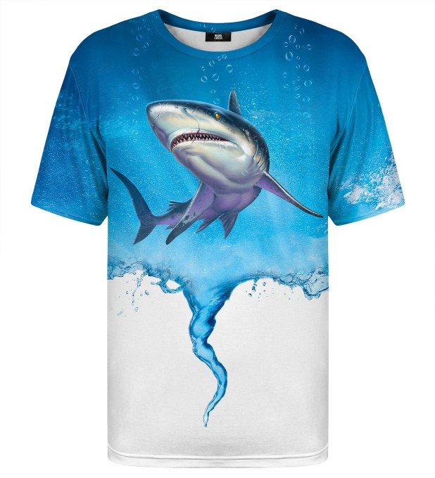 Sharknado t-shirt Miniature 2
