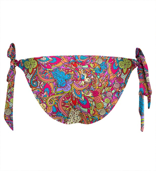 Indian pattern Bikini bows bottom Miniatura 2