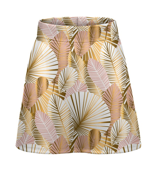 Golden laurels short skirt Miniature 1