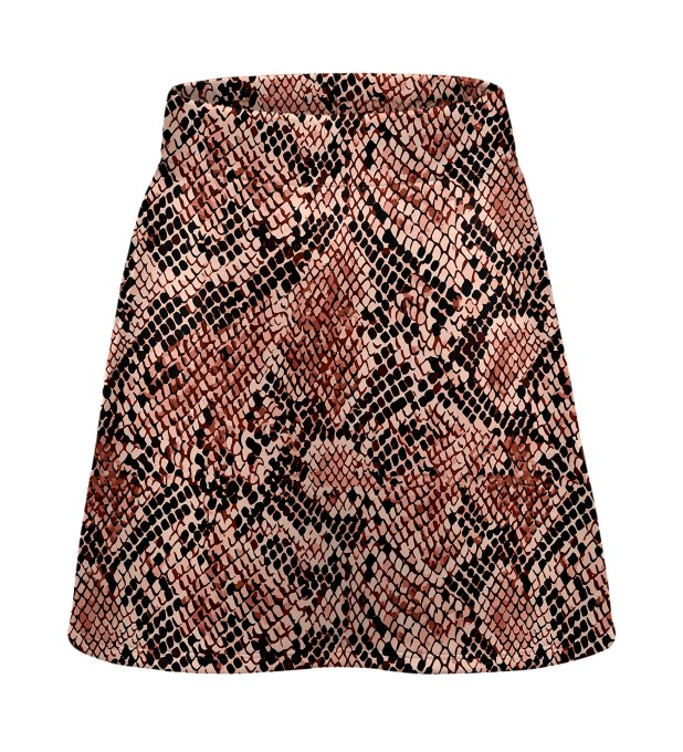 Skin in scales short skirt Miniature 1