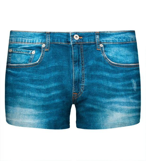 Denim Swim boxer shorts Miniature 1