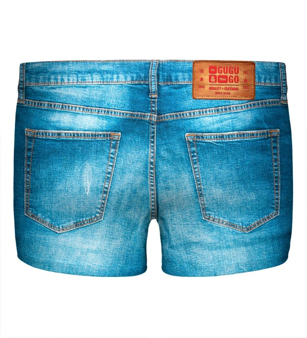 Denim Swim boxer shorts Miniature 2