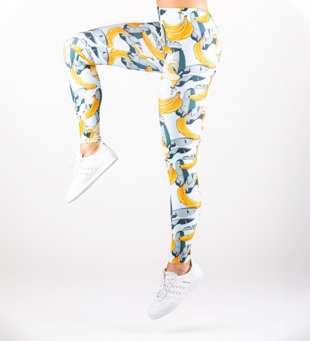 Banana World Leggings Thumbnail 2