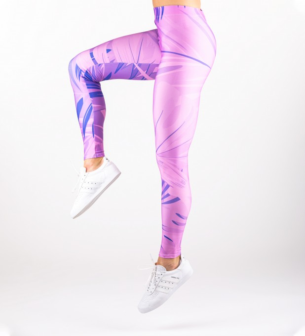 Tropical Violet Leggings Miniature 2