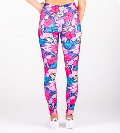 Mr. Gugu & Miss Go, Intense flowers Leggings аватар $i