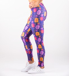 Mr. Gugu & Miss Go, Colorful Pineapples Leggings аватар $i