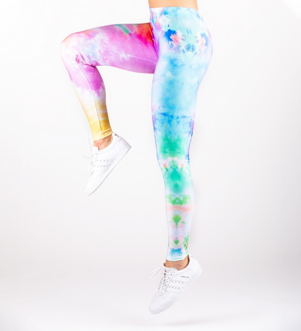Tie dye Leggings Miniature 1
