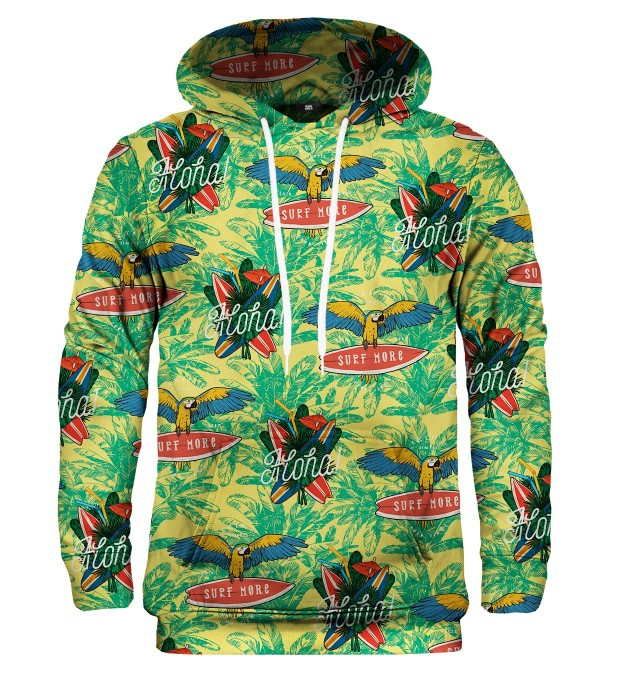 Aloha from Parrot hoodie Miniature 1