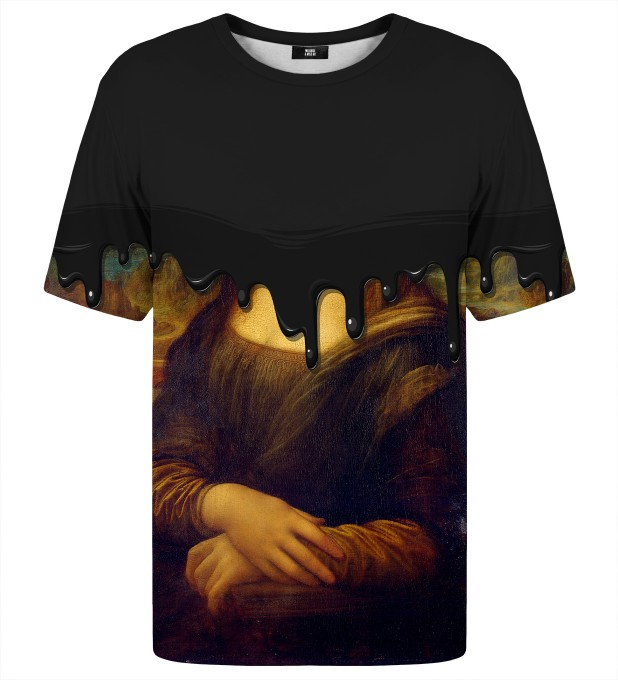 Black Lisa t-shirt Miniaturbild 1