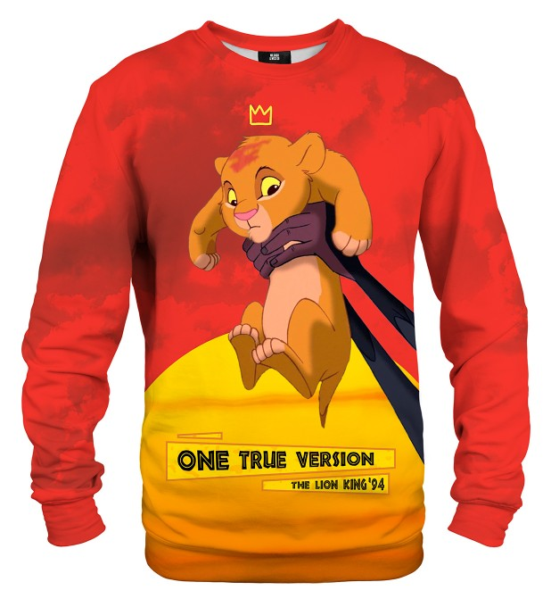 One true version sweater Miniatura 2