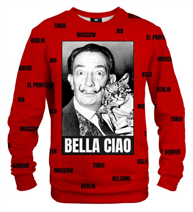 Bella Ciao sweater Thumbnail 1
