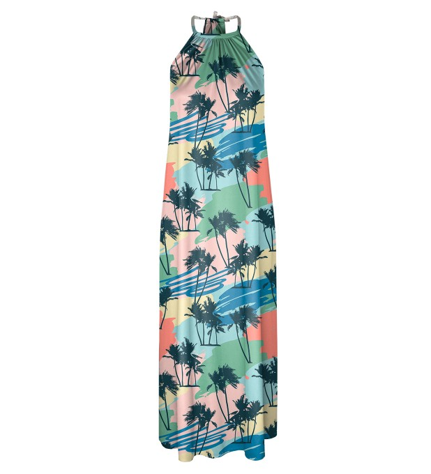 Pacific Lights Halter dress Miniature 1
