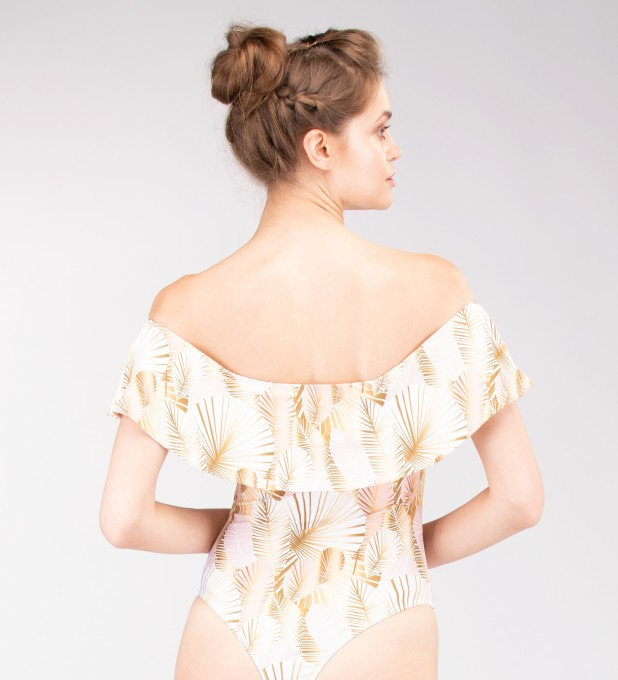 Golden laurels Spanish Bodysuit Miniaturbild 1
