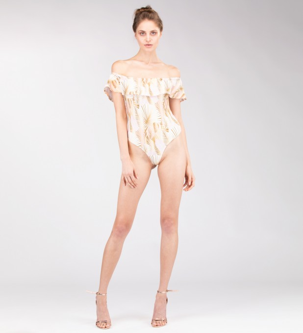 Golden laurels Spanish Bodysuit Miniaturbild 2