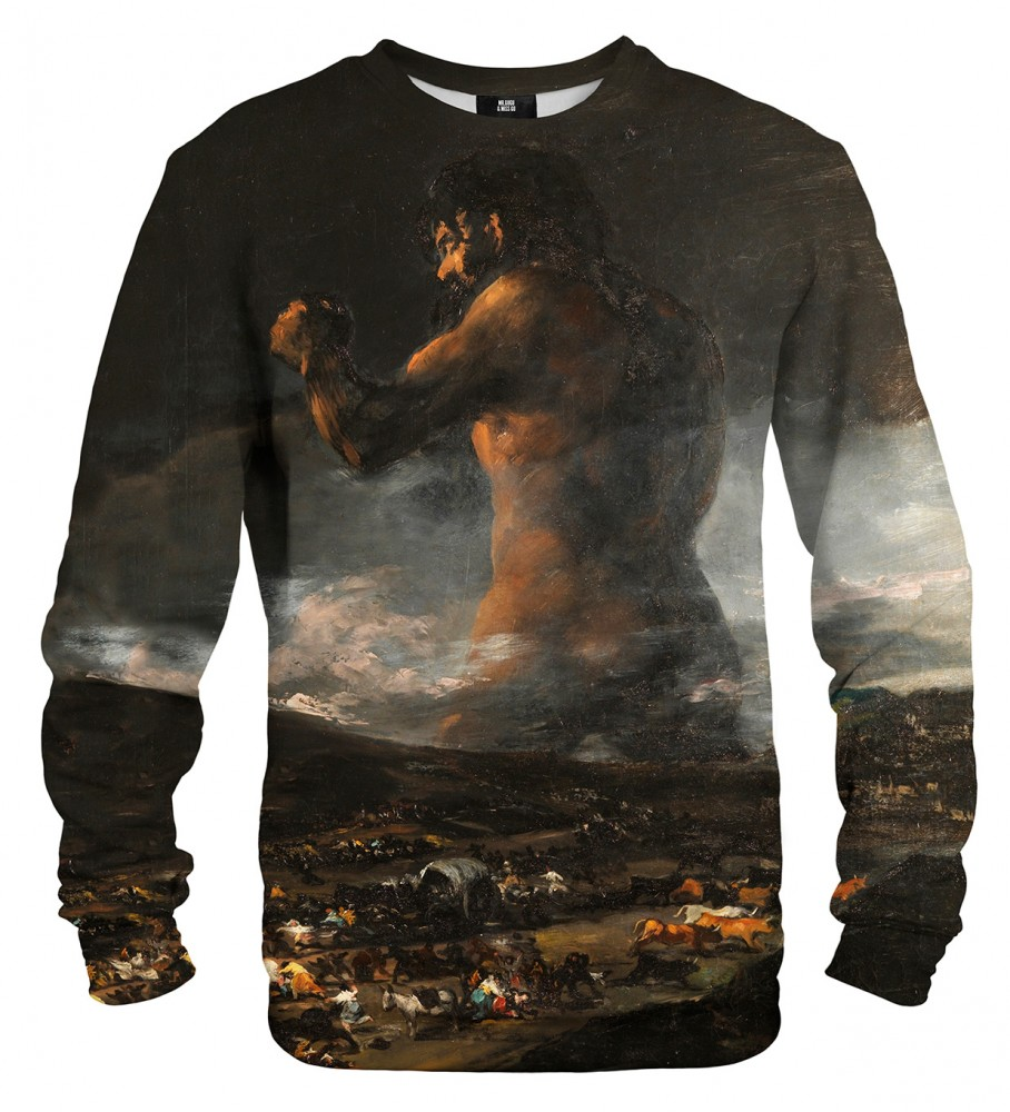 Mr. Gugu & Miss Go, The Colossus sweater Imagen $i
