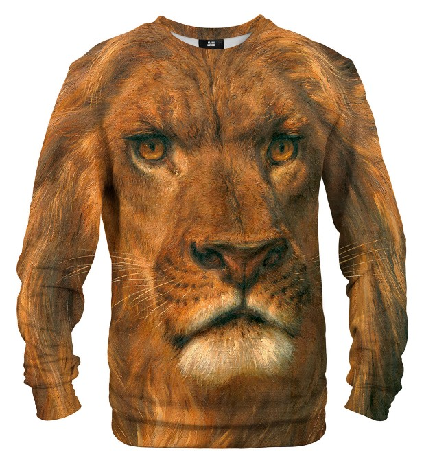 Portrait of a Lion sweater Miniature 1