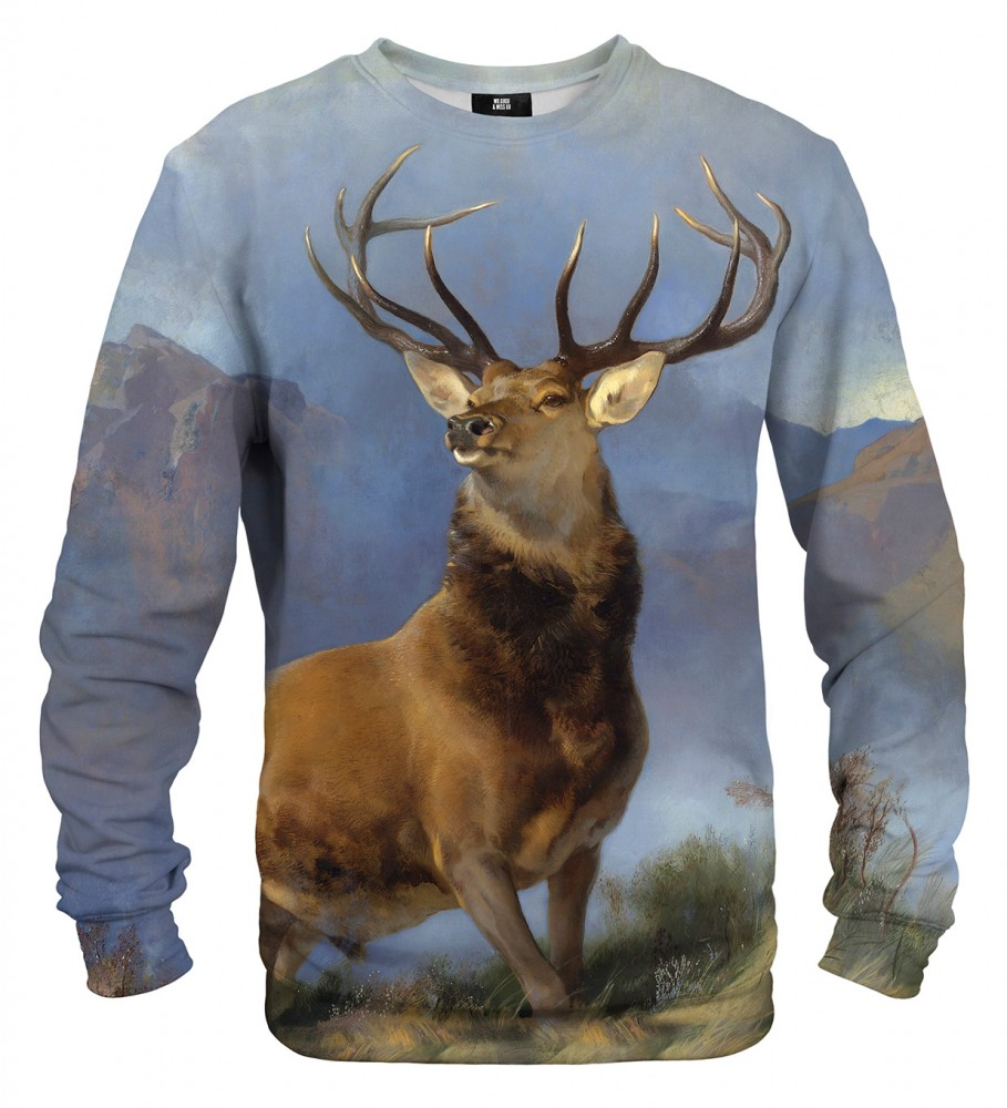 Mr. Gugu & Miss Go, The Monarch of the Glen sweater Image $i