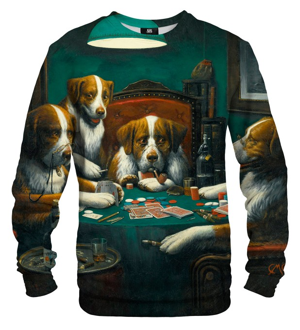 Poker Game sweater Miniature 1