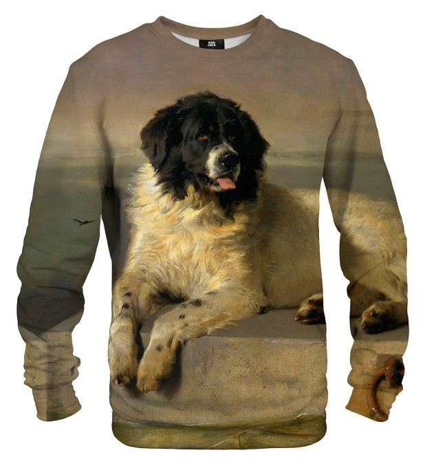 Distinguished Member of the Humane Society sweater Miniature 1