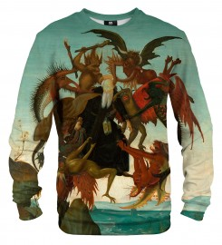 Mr. Gugu & Miss Go, The Torment of Saint Anthony sweater Miniatura $i