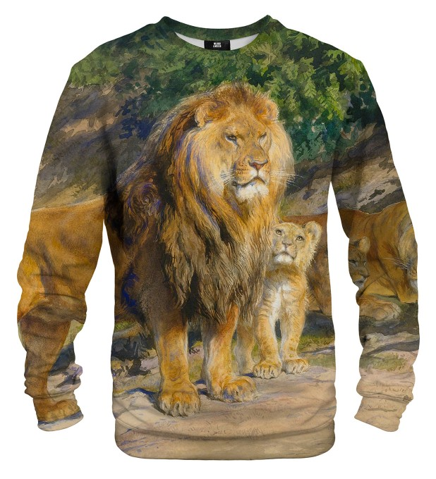 The King watches sweater Miniature 1