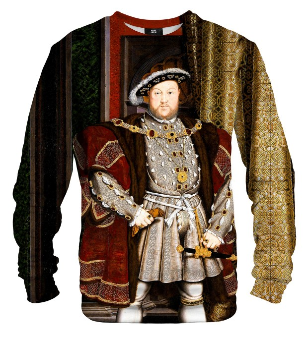Portrait of Henry VIII sweater Thumbnail 1