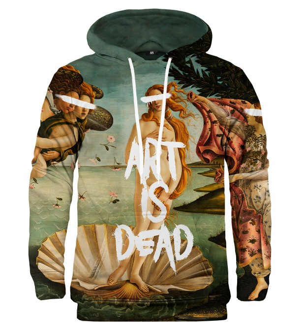 Art is Dead hoodie Miniature 1
