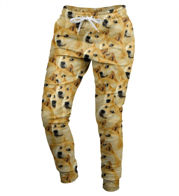 Doge womens sweatpants Miniatura 1