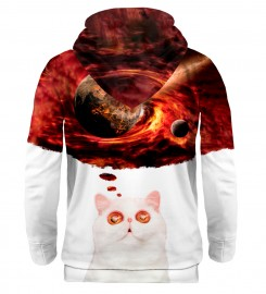 Mr. Gugu & Miss Go, Cat Apocalypse hoodie Thumbnail $i