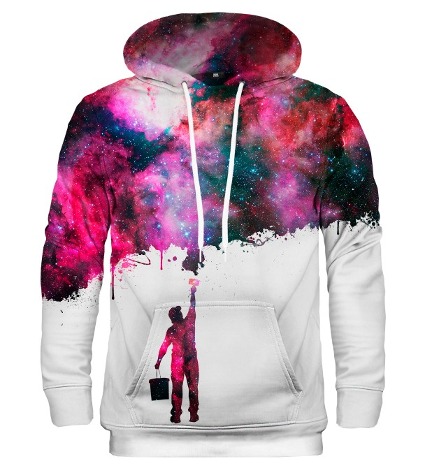 Paint my galaxy hoodie Miniature 1