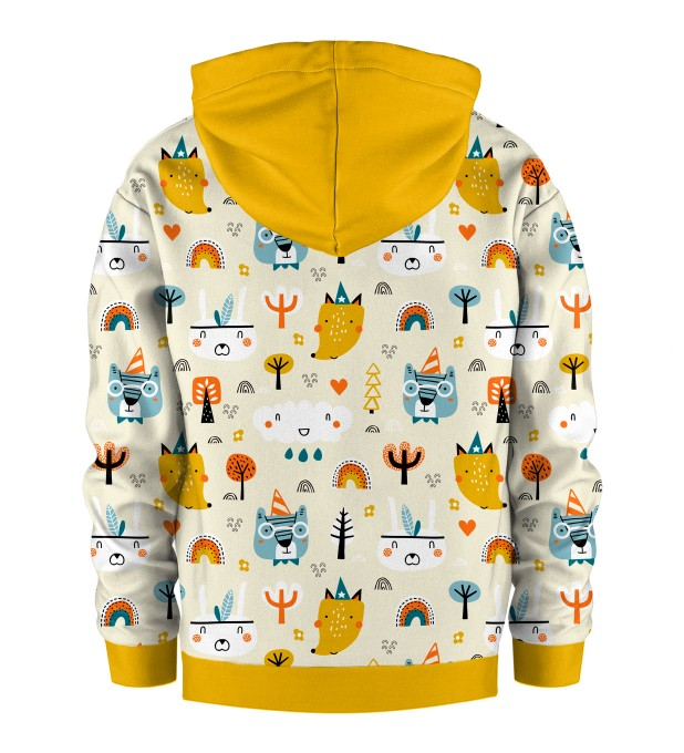 Camp Time Kids Hoodie Miniature 2