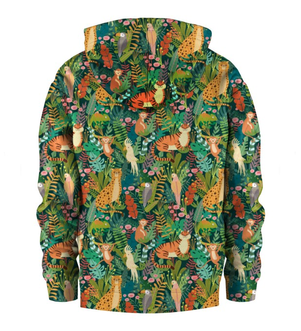 In the Jungle Kids Hoodie Miniature 2