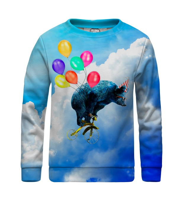 Cloud Ride sweater for kids Miniature 1