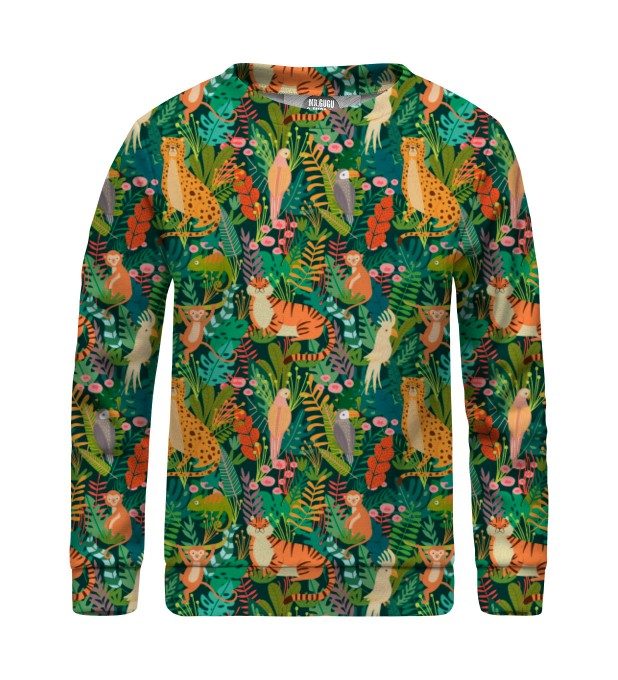 In the Jungle sweater for kids Miniature 1