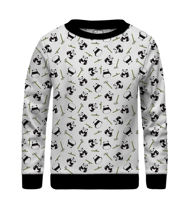 Rolling Pandas sweater for kids Thumbnail 1