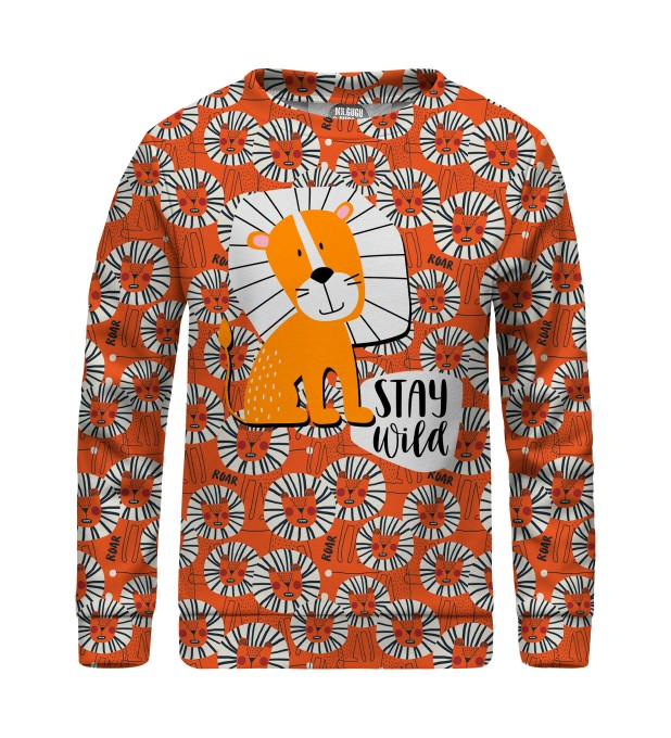 Stay Wild sweater for kids Thumbnail 1