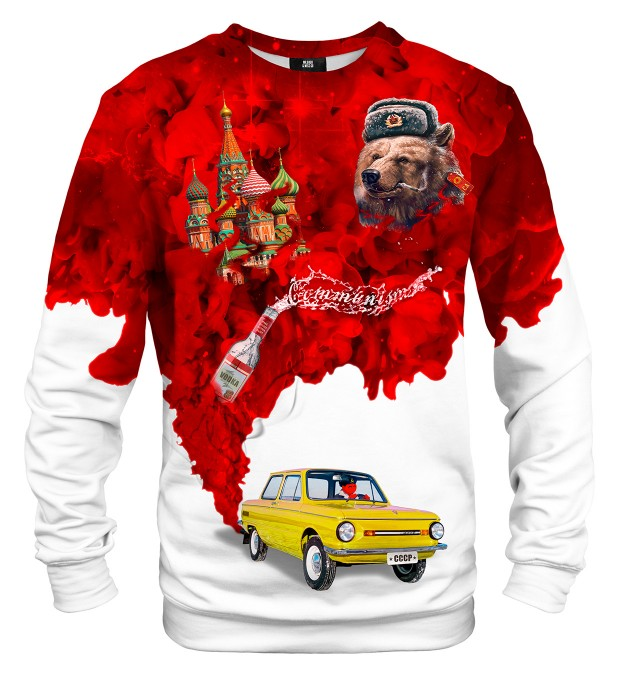CCCP CAR sweater Miniature 2