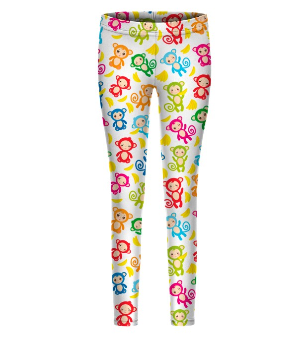 Funny Monkeys leggings for kids Thumbnail 1