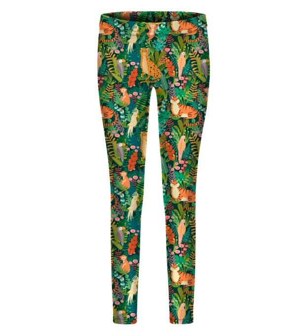 In the Jungle leggings for kids Thumbnail 1