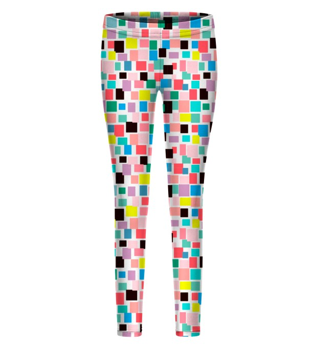 Rectangles leggings for kids Thumbnail 1