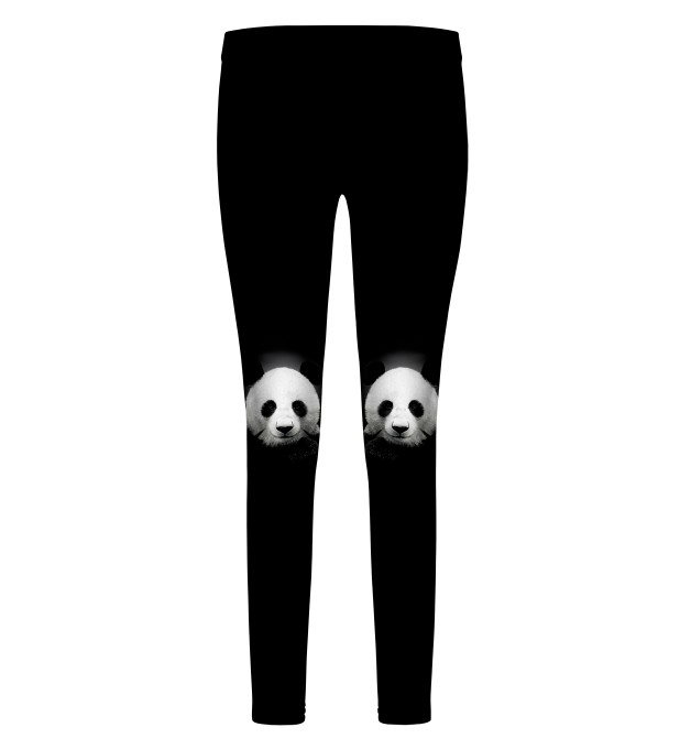 Panda leggings for kids Thumbnail 1