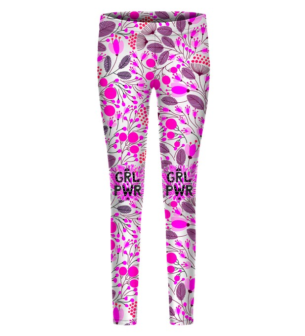 Grl Pwr leggings for kids Thumbnail 1