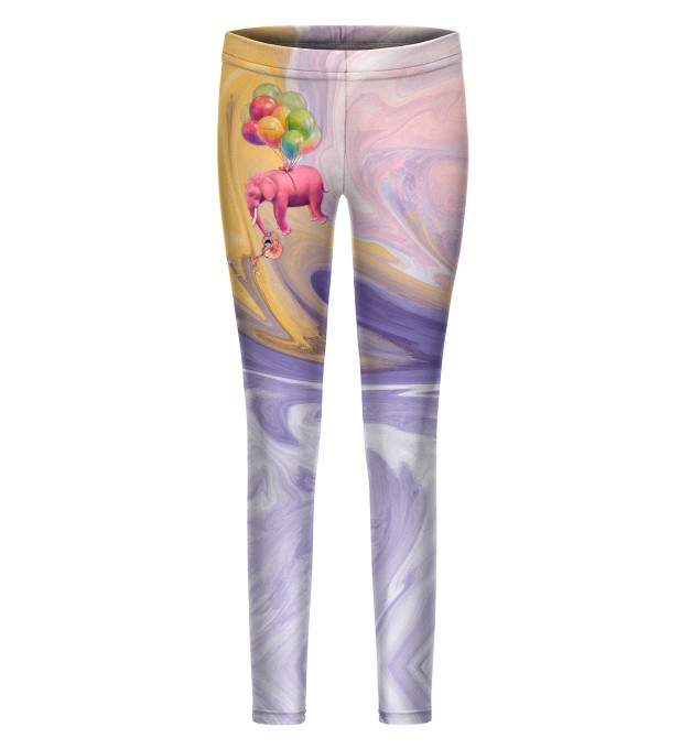 Elephant Balloons leggings for kids Thumbnail 1