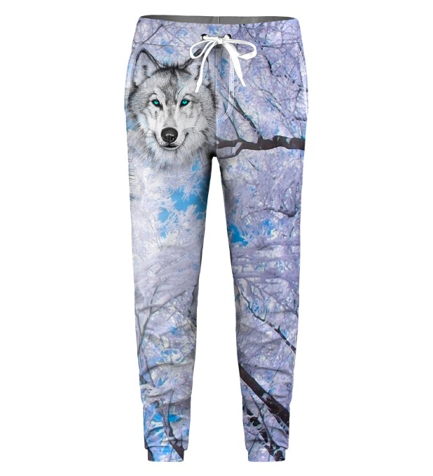 Wolves Kids Sweatpants Miniature 1